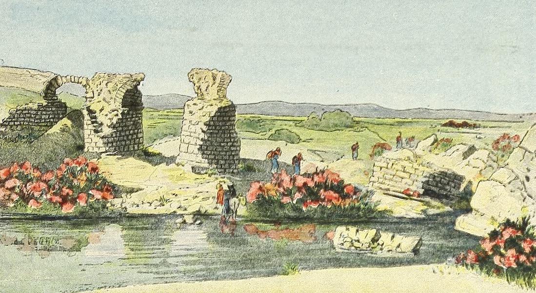 Le pont romain de Schemtou