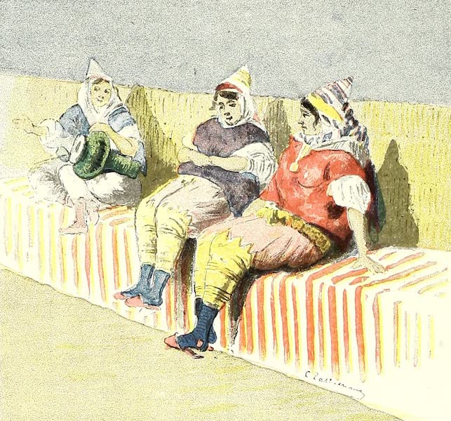 Tunis et ses Environs - Chanteuses juives (1892)