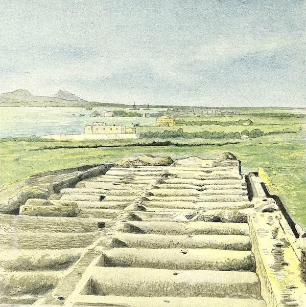Citernes de Carthage dans leur ancien état