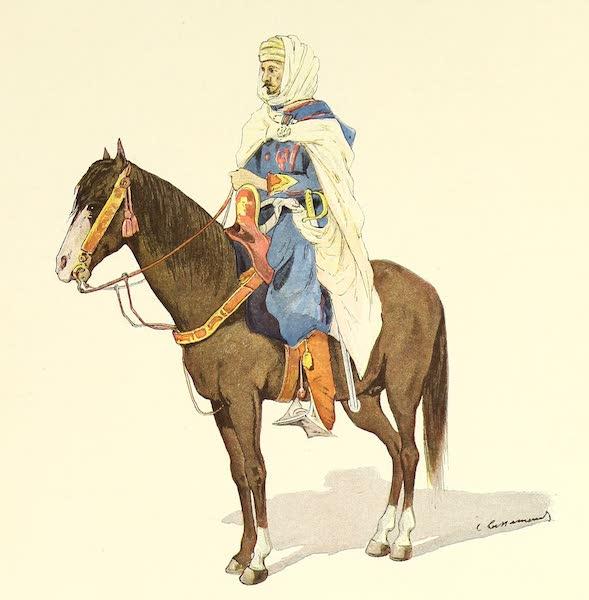 Oudjack, cavalier des Caïdats