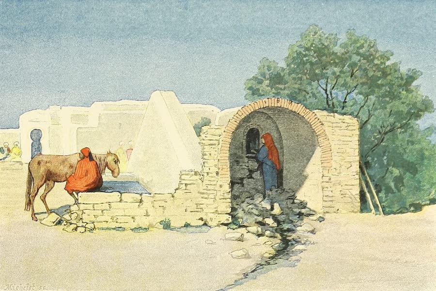 Puits arabe et byzantin de Gorombalia