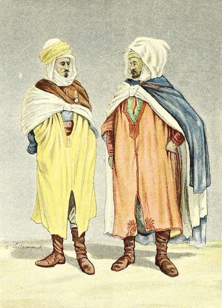 Chefs de tribus en Kkroumirie