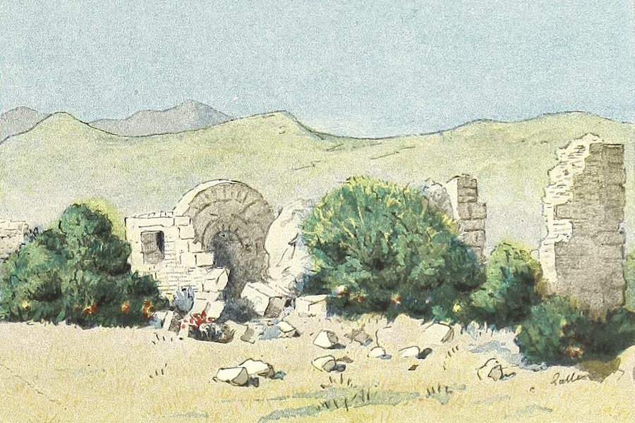 Tunis et ses Environs - Ruines byzantines (1892)