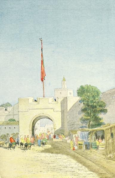 Tunis et ses Environs - Bab-el-Khadra (1892)