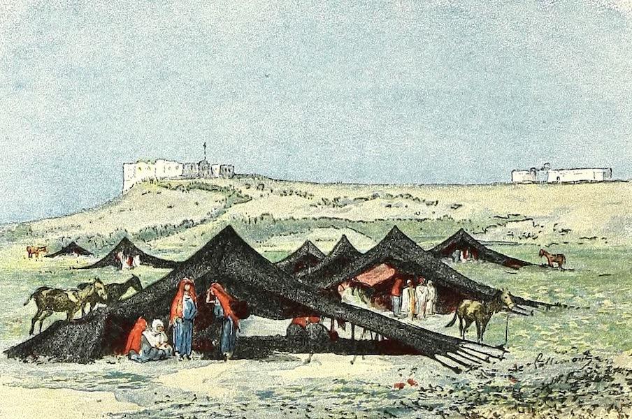 Les forts de la Krapta et des Andalous