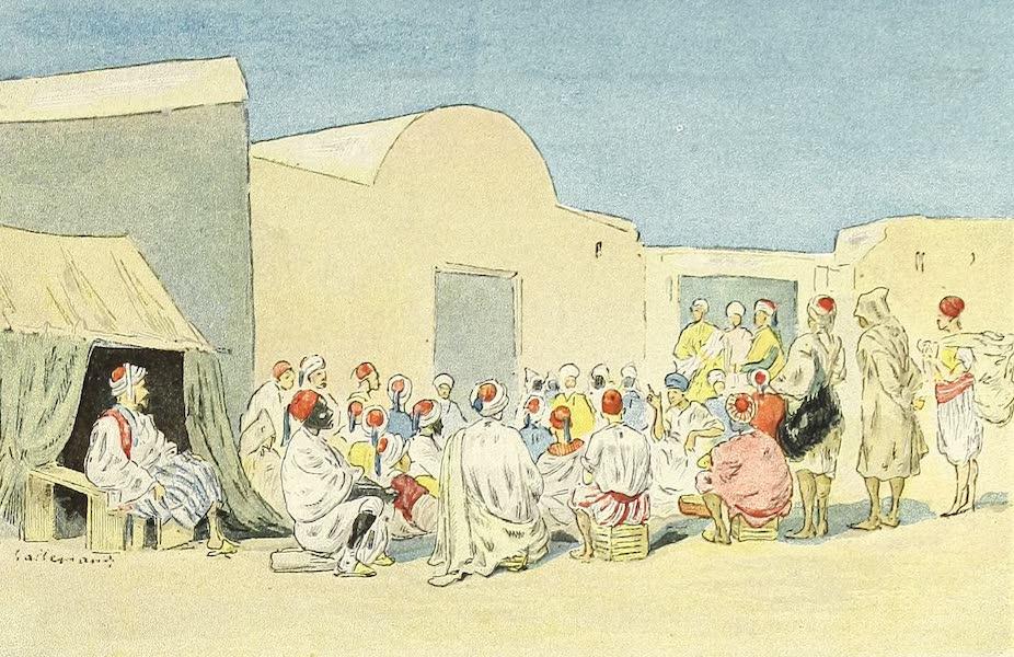 Un conteur arabe à Bab-Souika