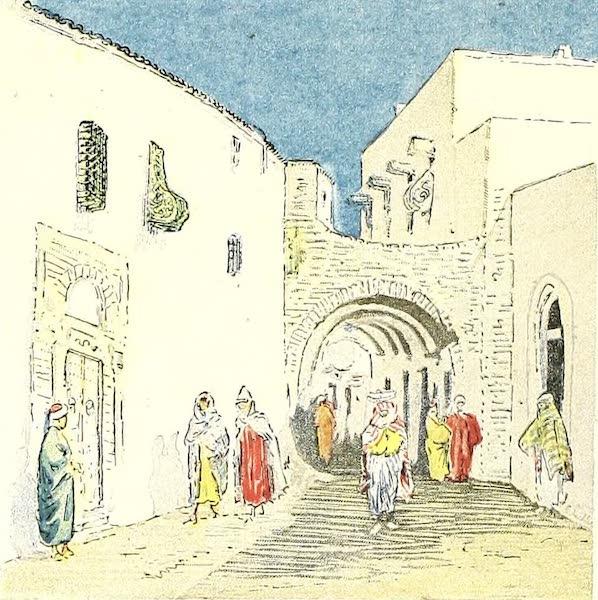 Rue des Étoffes