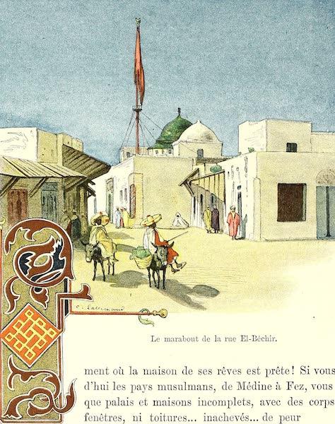 Le marabout de la rue El-Béchir