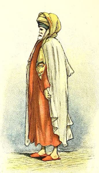 Tunis et ses Environs - Le mufti (1892)