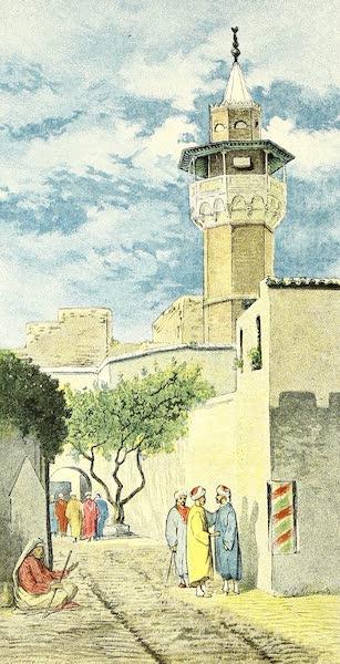La mosquée de la Casbah