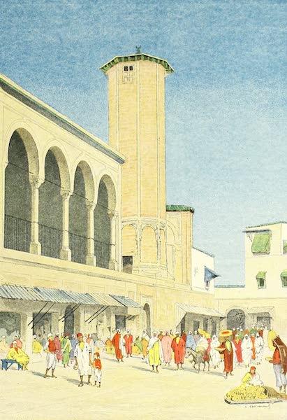 Mosquée de la place Halfaouine