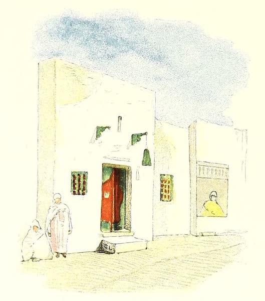 Tunis et ses Environs - Marabouts urbains (1892)