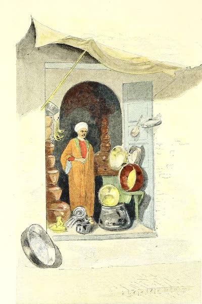 Boutique du souk des cuivres