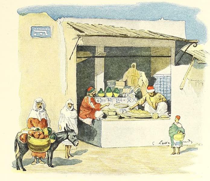 Marchands de beignets