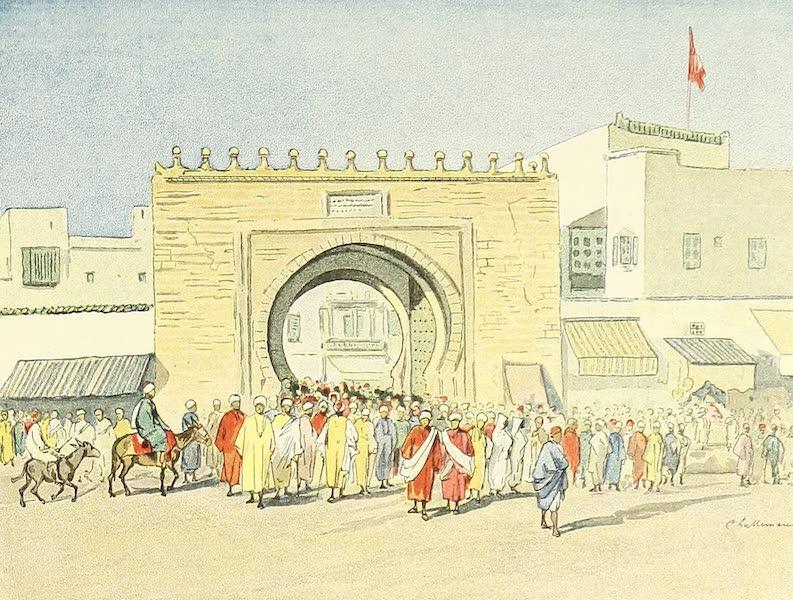 Bab-el-Bahar (Porte de la Marine) - Porte de France
