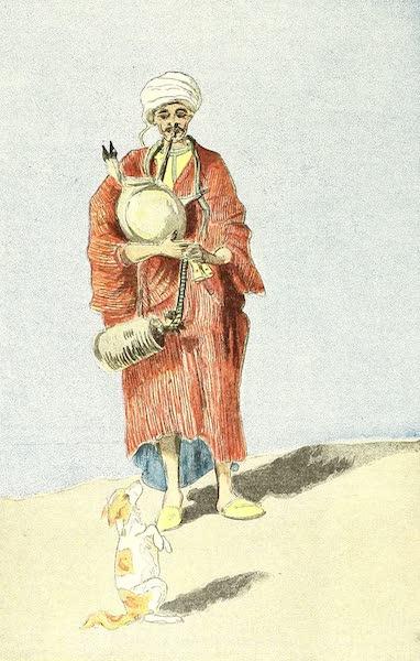 Tunis et ses Environs - Charmeur de serpents ambulant (1892)