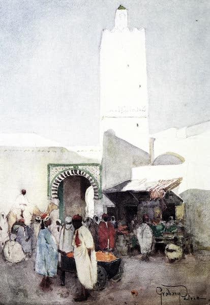 Tunis, Kairouan & Carthage - A Minor Mosque, Kairouan (1908)