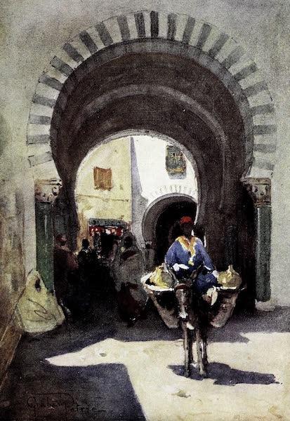 Tunis, Kairouan & Carthage - Noon, Tunis (1908)