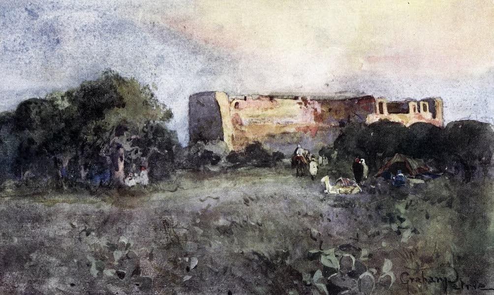 Tunis, Kairouan & Carthage - Roman Amphitheatre of El-Djem (Thysdrus) (1908)