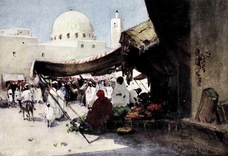 Tunis, Kairouan & Carthage - Mosque of Sidi-el-Alleni, Kairouan (1908)
