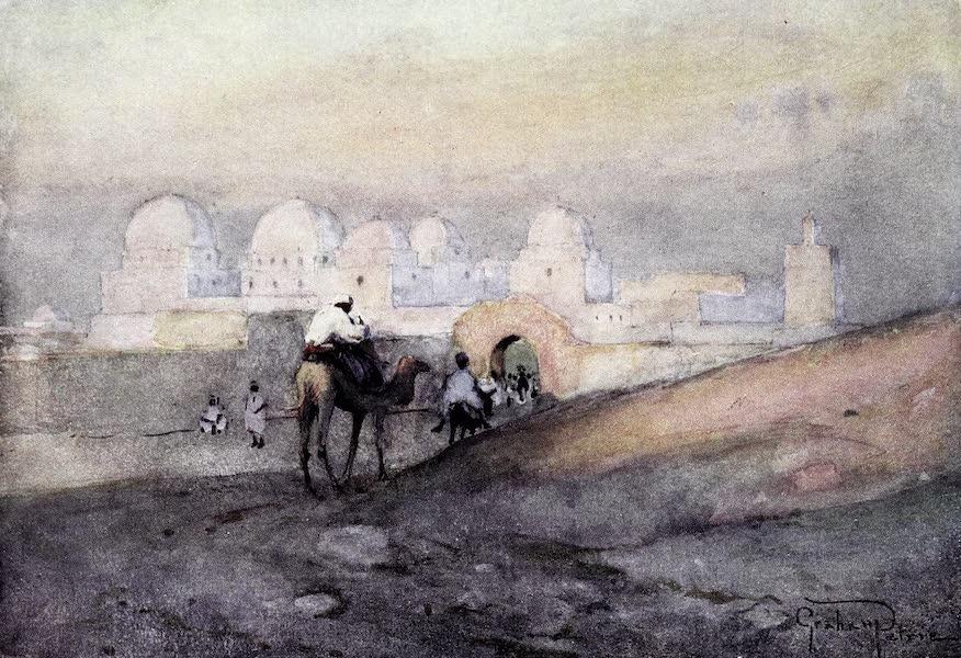 Tunis, Kairouan & Carthage - Mosquedes Sabres, Kairouan (1908)