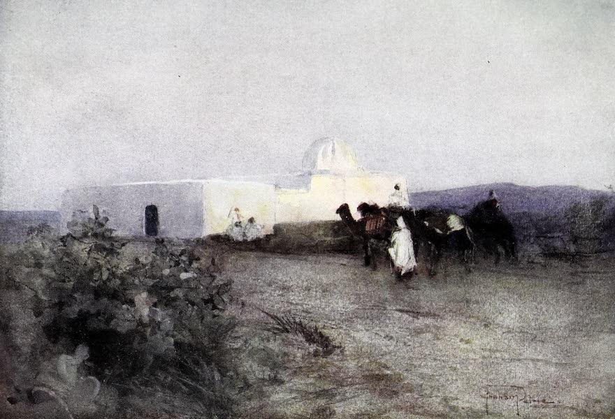Tunis, Kairouan & Carthage - A Marabout'sTomb, Kairouan (1908)