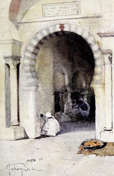 Tunis, Kairouan & Carthage - The Old Porte de Tunis, Kairouan (1908)