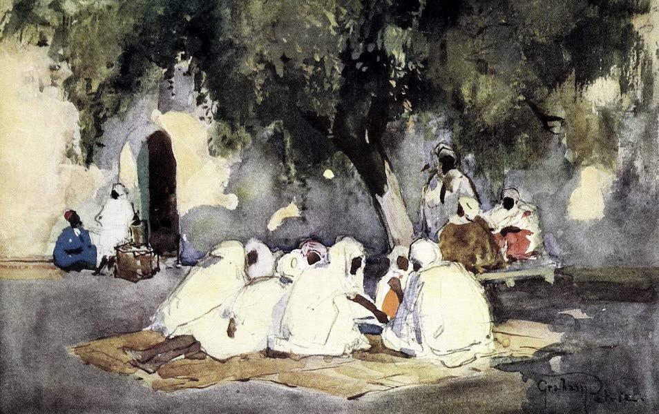 Tunis, Kairouan & Carthage - Kairouan Card-players (1908)