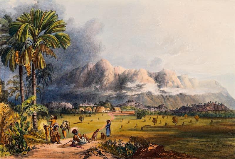 Twelve Views in the Interior of Guiana - Esmeralda on the Orinoco (1841)