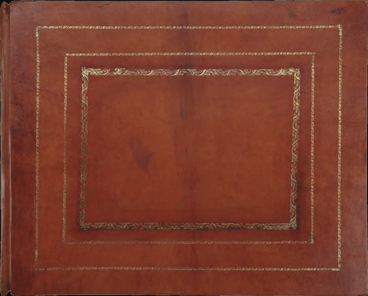 24 Views in Indostan by William Orme - Front Cover (1802)