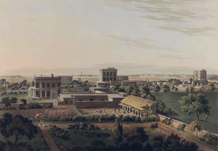 Twenty-Four Views Taken in St. Helena, the Cape, India, Ceylon, Abyssinia, and Egypt - Calcutta (1809)
