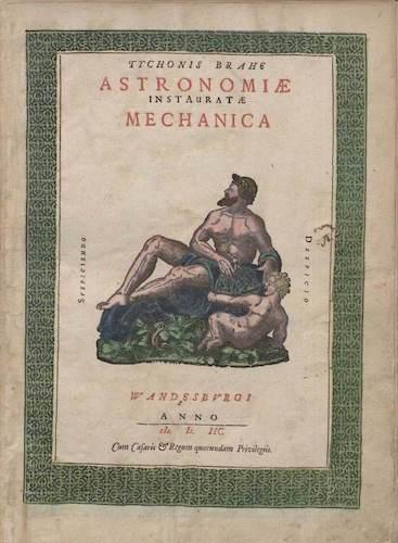 Science - Tychonis Brahe Astronomiae Instauratae Progymnasmata