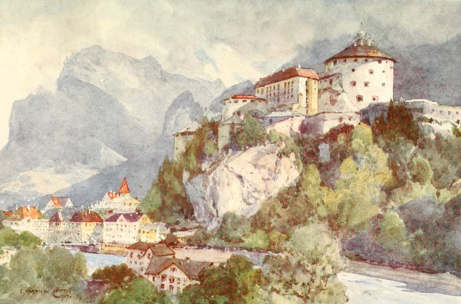 Tyrol, Painted and Described - Kufstein (1908)