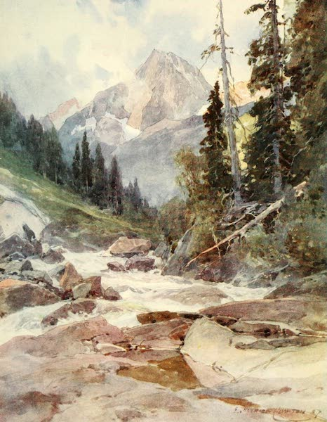 Tyrol, Painted and Described - Zemmthal (Zillerthal) (1908)