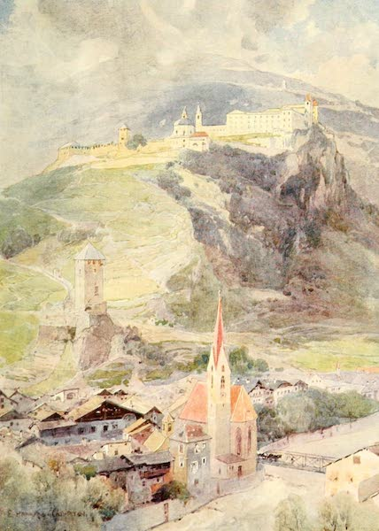 Tyrol, Painted and Described - Klausen and Saben (1908)