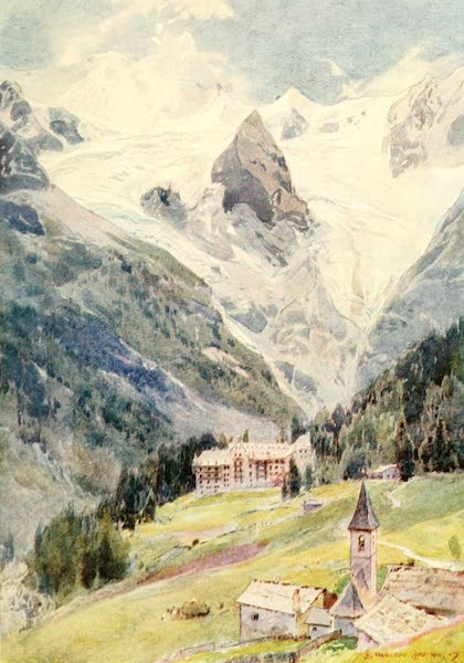 Tyrol, Painted and Described - Trafoi (1908)