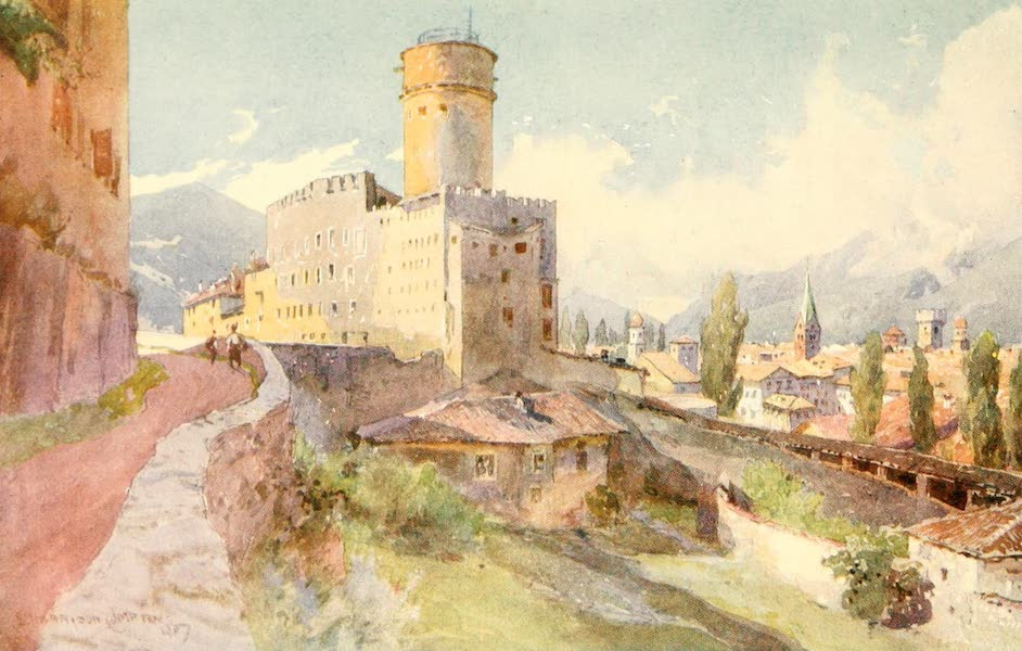 Tyrol, Painted and Described - Trent (1908)