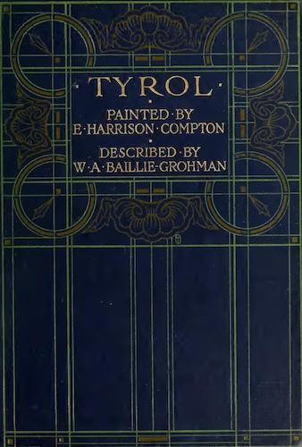 Chromolithography - Tyrol, Painted and Described
