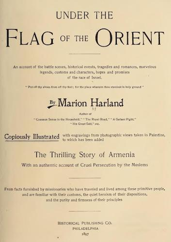 Madras - Under the Flag of the Orient
