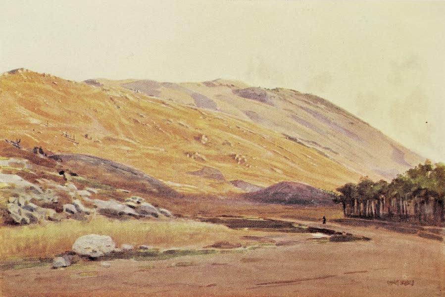 Under the Syrian Sun Vol. 1 - Sunset in the Lebanon - Djebel Baruk (1907)