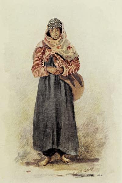 Under the Syrian Sun Vol. 1 - Syrian Woman of the Hauran (1907)