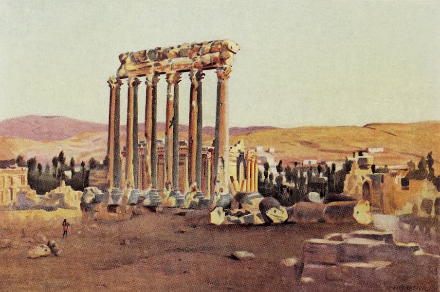 Under the Syrian Sun Vol. 1 - Relics of the Great Temple of the Sun (1907)