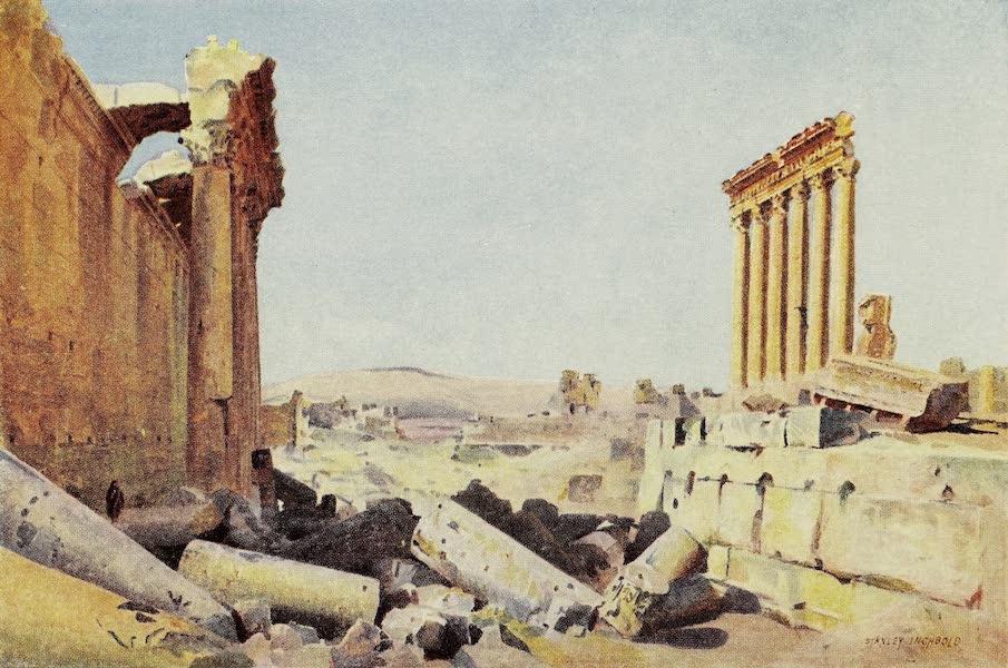 Under the Syrian Sun Vol. 1 - Ruins of the Acropolis, Baalbek (1907)