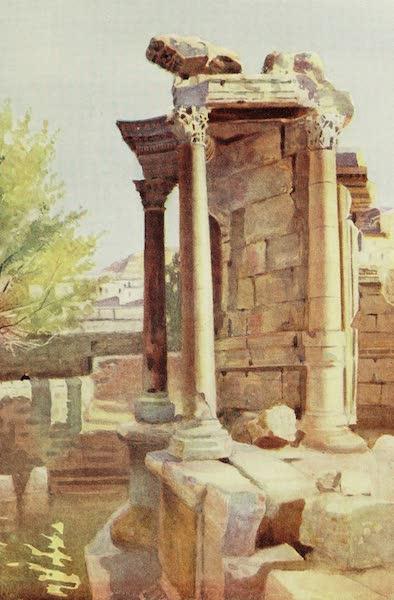 Under the Syrian Sun Vol. 1 - The Temple of Venus, Baalbek (1907)