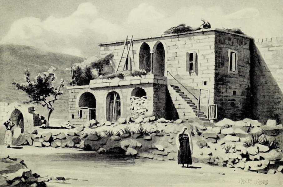 Under the Syrian Sun Vol. 1 - A Druse House, Mount Lebanon (1907)
