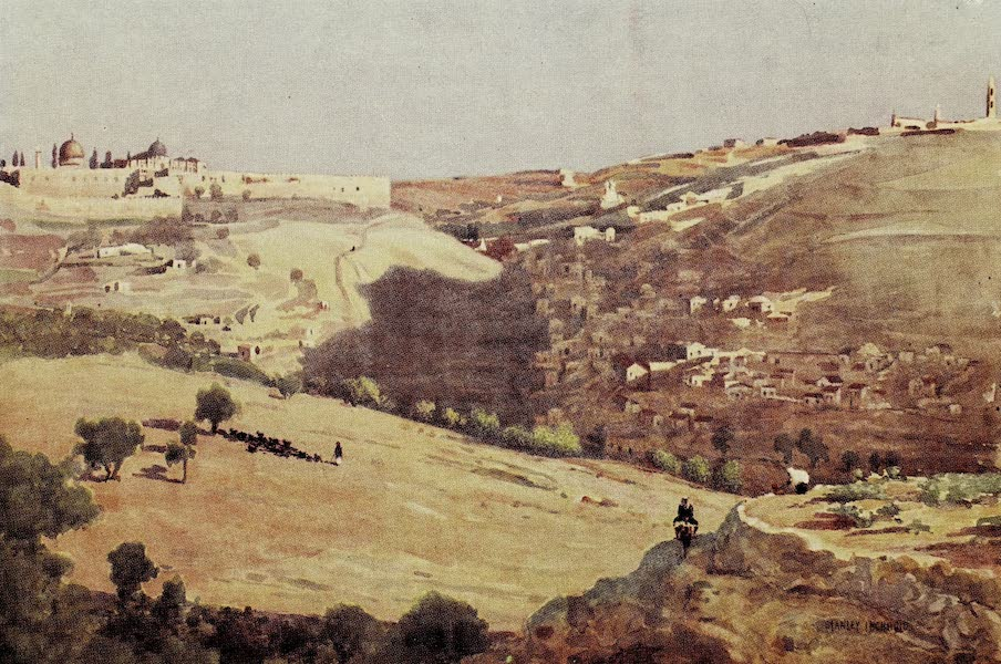 Under the Syrian Sun Vol. 2 - Siloam and the Valley of the Kedron (1907)