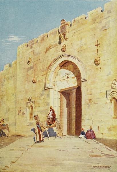 Under the Syrian Sun Vol. 2 - David's Gate, Mount Zion (1907)