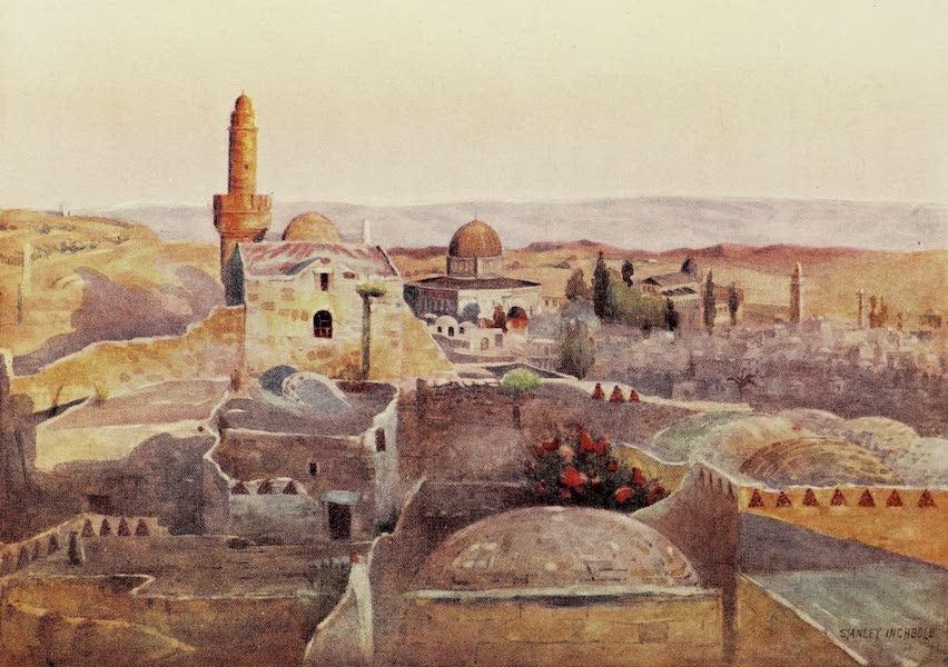Under the Syrian Sun Vol. 2 - Jerusalem - Sunset (1907)