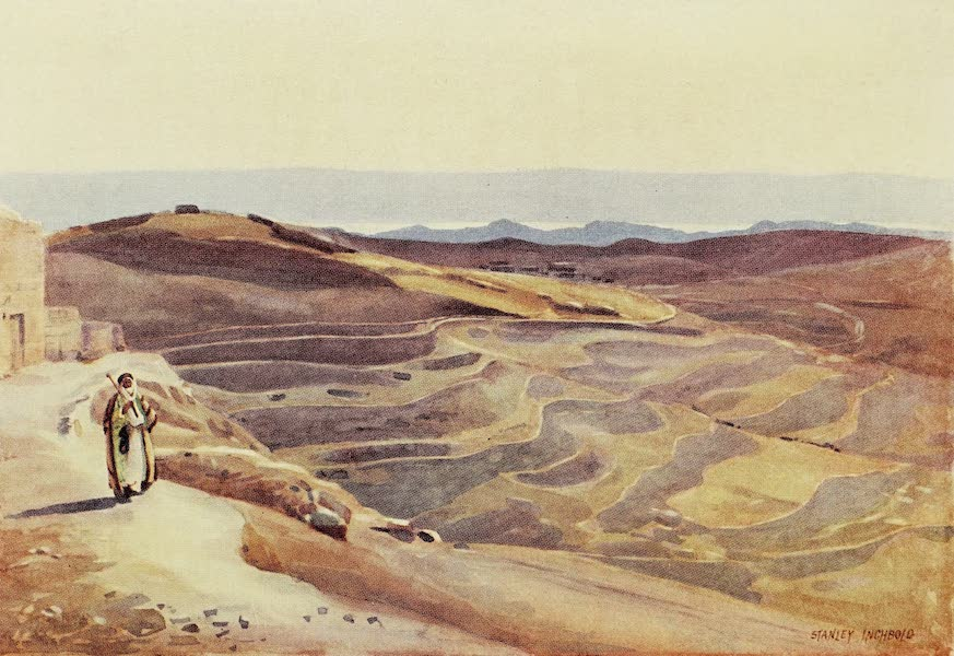 Under the Syrian Sun Vol. 2 - The Wilderness of Judaea (1907)