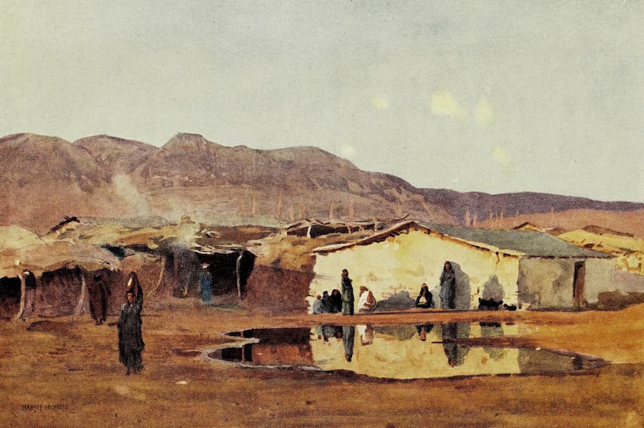 Under the Syrian Sun Vol. 2 - The Village of Jericho (1907)
